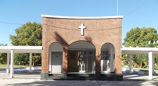 """Panteón """"Nuestra Señora del Carmen"""" – Panteón C"""